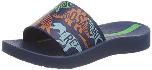 Ipanema Urban Slide Kids, Mules Unisex Niños, Multicolor (Blue/Blue 8330.0), 31 EU