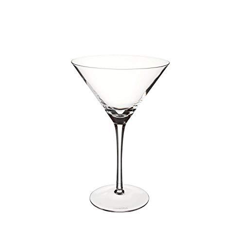 Villeroy & Boch Cocktailgläser, Hartporzellan, transparent, 300 Ml