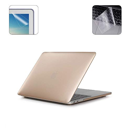 i-Buy Matte rubberen harde beschermhoes voor Apple MacBook Air 13