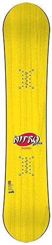 Nitro Snowboards Kinder Ripper Youth 15 Snowboard, Mehrfarbig, 137