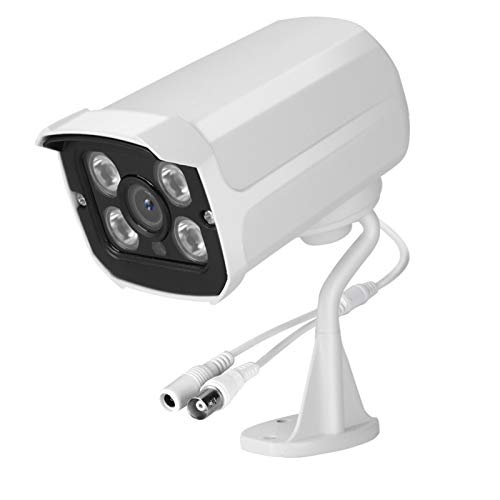 Sanpyl 1080P HD Home Security Camera, Home Surveillance Camera AHD Camera, OSD Menu IP66 Weatherproof for Day And Night Outdoor/Indoor