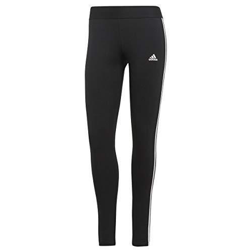 adidas W 3S Leg Leggings Womens, Black/White, XS
