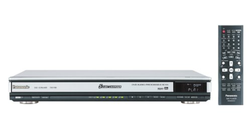 Fantastic Prices! Panasonic DVD-F85S 5-Disc Progressive Scan DVD Player , Silver
