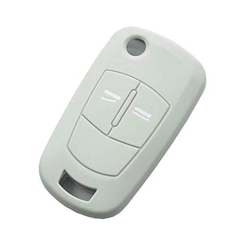 WOLDce Protector de Llaves de Piezas de automóvil, Apto para Vauxhall Opel Corsa Astra Vectra Signum