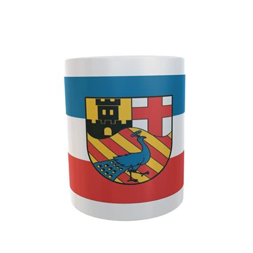 U24 Tasse Kaffeebecher Mug Cup Flagge Neuwied