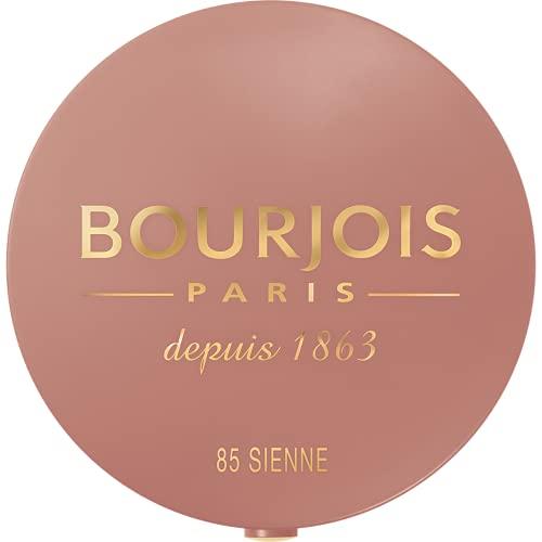 Bourjois - Little Round Pot Blush - Fard Illuminante Compatto - 85 Sienne - 2.5 g
