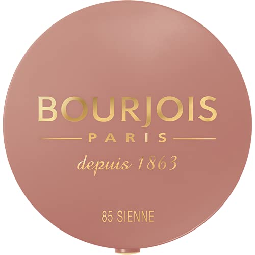 Bourjois - Little Round Pot Blush - Fard Illuminante Compatto - 85 Sienne -...