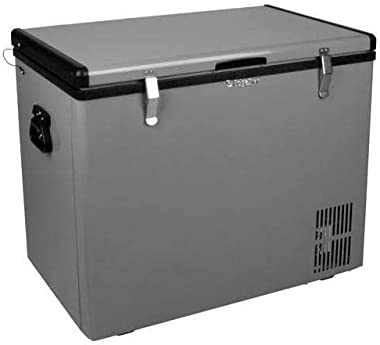 Edgestar 80 QT Portable Fridge/freezer - Grey