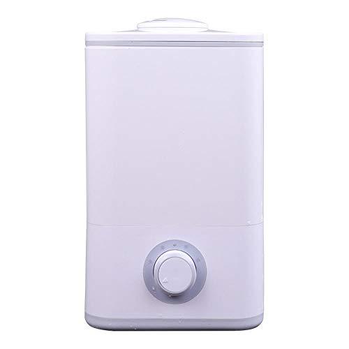 asnlcdm Huishoudelijke luchtbevochtiger thuis kantoor luchtbevochtiger 4.5l grote capaciteit water schoonmaken luchtbevochtiger
