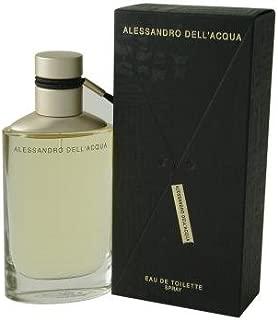 Alessandro Dell Acqua By Alessandro Dell Acqua For Women. Eau De Toilette Spray 1.7 Ounces