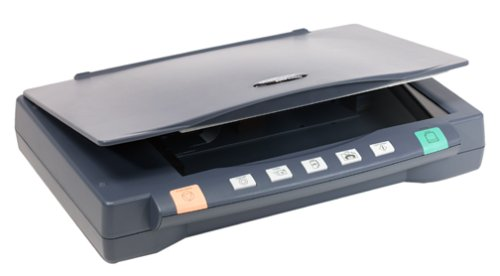 Visioneer OneTouch 8600 Flatbed Scanner