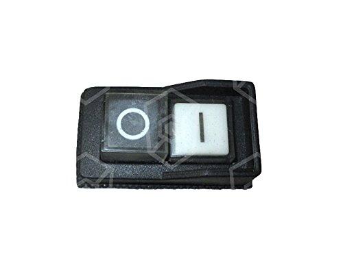 Interruptor de presión para picadora de hielo, picadora de carne, licuadora Cook Max, fimar, sirman, GAM 250V 18A 2Pines 2NO + A1negro/blanco 45x 22