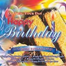 On This Your Day... Happy Birthday! (D' Original Birthday Songs) - PHILIPPINE TAGALOG MUSIC CD