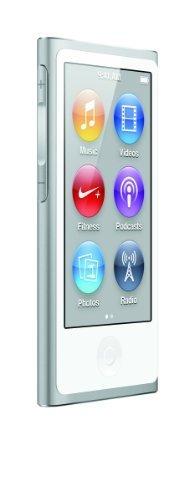 Apple iPod Nano 16GB 7th Generation - Silver (Latest Model -...