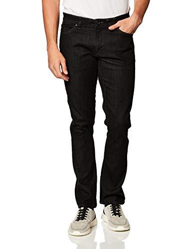 Volcom Vorta Denim - Pantalon Homme - Denim Vorta - Negro Rinse - L32 W33