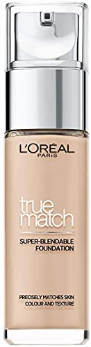 L'Oréal Paris True Match Liquid Foundation 1.C Rose Ivory