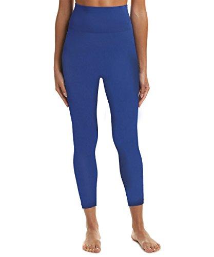 Phat Buddha Blue Stretch Leggings