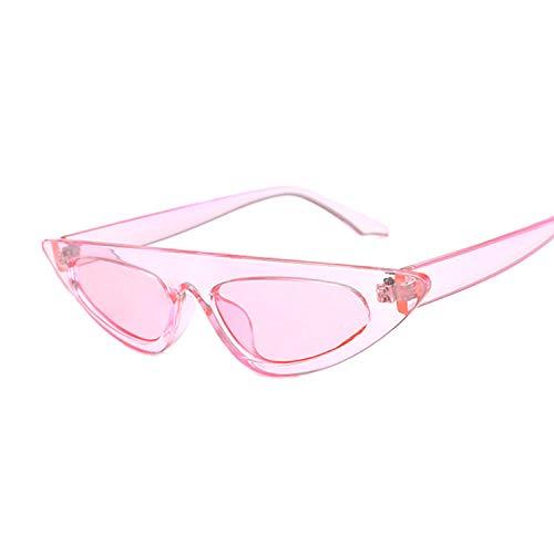 Gafas De Sol Gafas De Sol De Moda para Mujer, Gafas De Sol con Estilo Y Atractivas para Mujer, Tonos De Revestimiento para Mujer Uv400-Rosa