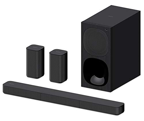 Sony HT-S20R 5.1 Channel Dolby Digital Soundbar Home Theatre System with Bluetooth...