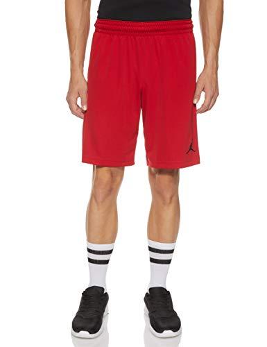 Nike Herren Jordan Dri-FIT 23 Alpha Kurze Hose, Gym Red/Black, S
