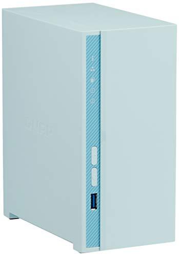 QNAP (キューナップ) TS-230 ツールレス 設計 スリムデザイン 採用 の 2ベイ HOME 向け NAS