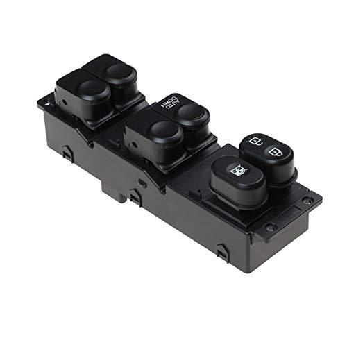 Agnus Interruptor principal de ventana eléctrica para Hyundai Accent Solaris 93570-1R111 935701R110 935701R111 93570-1R110 935701R110