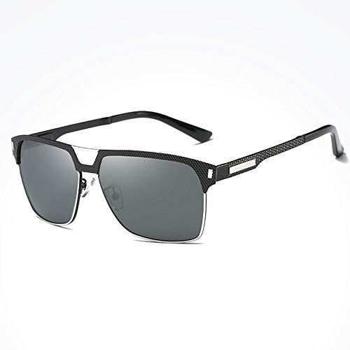 LG Snow Gafas De Sol De Conducción Neutra for Hombres Playa De Playa Deportes Al Aire Libre Deportes Acuáticos Pesca Gafas De Sol Protección UV400 Gafas De Sol Polarizadas con Película Azul