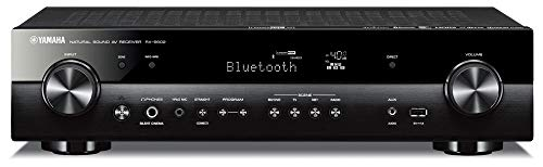 Yamaha RX-S602 – Alexa Compatible MusicCast AV Receiver with Wi-Fi, Bluetooth and DAB+ – 5.1 HD...