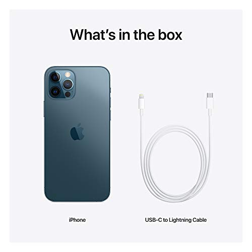 New Apple iPhone 12 Pro (256GB) - Pacific Blue