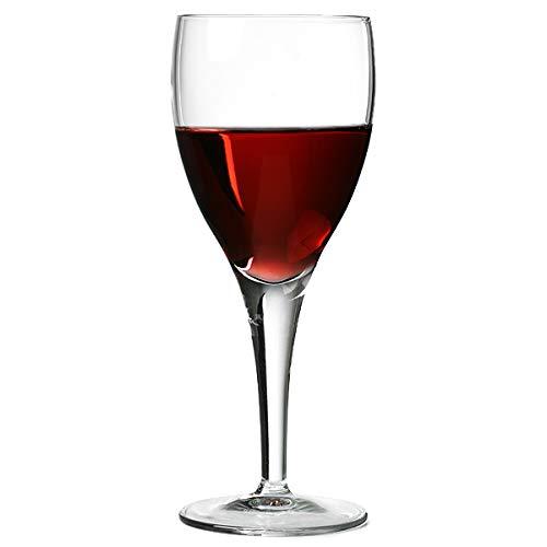 Michelangelo Verres à vin rouge 219,7 gram/225 ml – Lot de 6 | Luigi Bormioli Verrerie Verres à vin, Rouge, Michelangelo Verres à vin