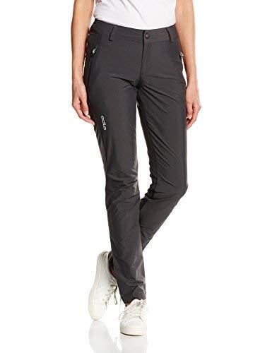 Odlo Spoor Pantalon pour Femme 38 Gris Graphite