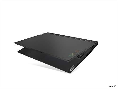 Product Image 1:  Lenovo Legion 5 Gaming Laptop, 15.6″ FHD (1920×1080) IPS Screen, AMD Ryzen 7 4800H Processor, 16GB DDR4, 512GB SSD, NVIDIA GTX 1660Ti, Windows 10, 82B1000AUS, Phantom Black