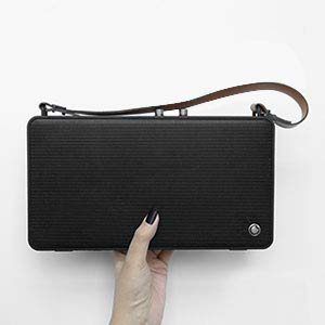 Portable Speaker AirPlay WiFi Speaker GGMM Alexa Built-in Multiroom Speaker, Bluetooth Speaker with Treble and Bass Controls, 20W Driver Wireless Speaker Supports Spotify Airplay DLNA
