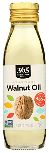 365 by Whole Foods Market, Walnut Oil, Expeller Pressed, 8.4 Fl Oz