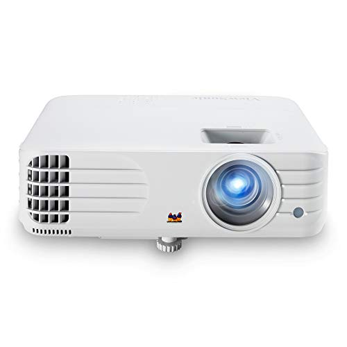 ViewSonic 1080p Projector, 3500 Lumens, Supercolor, Vertical Lens Shift, Dual HDMI, Enjoy Sports and Netflix Streaming with Dongle (PX701HD)