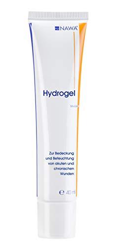 Hydrogel per la copertura e l'umidificazione delle ferite acute e croniche, 40 g per la tua borsa