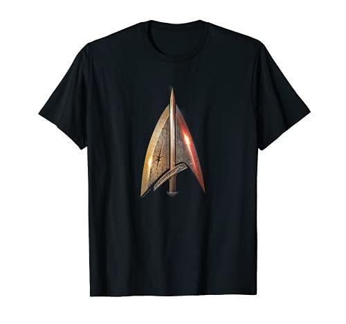 Star Trek: Das Delta des Terranischen Reiches der nächsten Generation T-Shirt