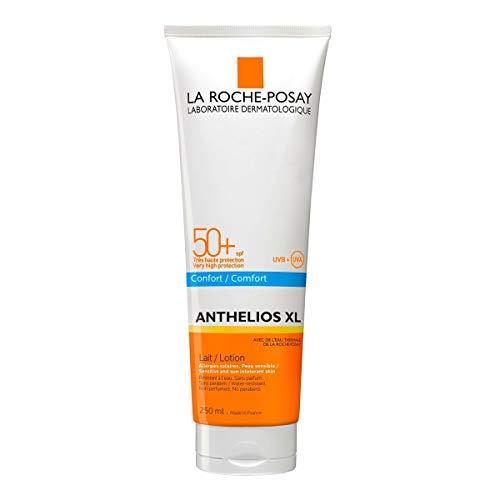 La Roche-Posay Spf50 plus Feuchtigkeitsmilch, 1er Pack (1 x 250 ml)