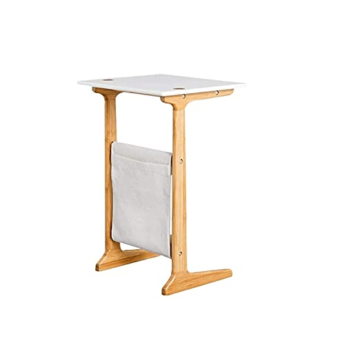BKWJ Escritorio de computadora para el hogar escritorios de Oficina portátil Soportes mesas de Sala de Estar mesas Finales sofá Mesa de Mesa de Mesa Mesa de Noche (Color : A)