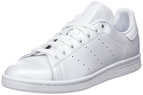 adidas Damen Stan Smith W Fitnessschuhe, Weiß (Ftwbla 000), 41 1/3 EU