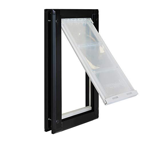 Endura FlapSingle Flap Door Mount Pet Door - Large Flap (10