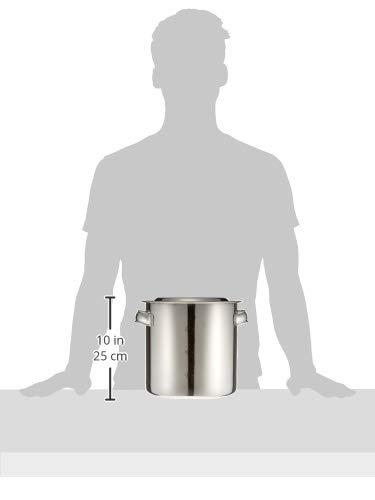 EBM18-8キッチンポット/寸胴鍋22cm板手付