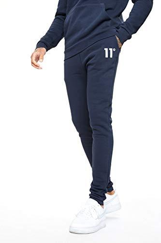 11 Degrees Pantalon Core Skinny Fit Marino