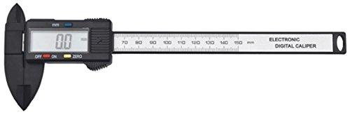 PLATA デジタルノギス ノギス 計測工具 計測 外径 内径 段差 測定 0.1〜150mm 大サイズ