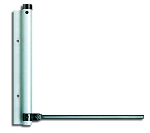 Justor MB Tür-Schließfeder mit Schwenkarm, 40kg, Weiß