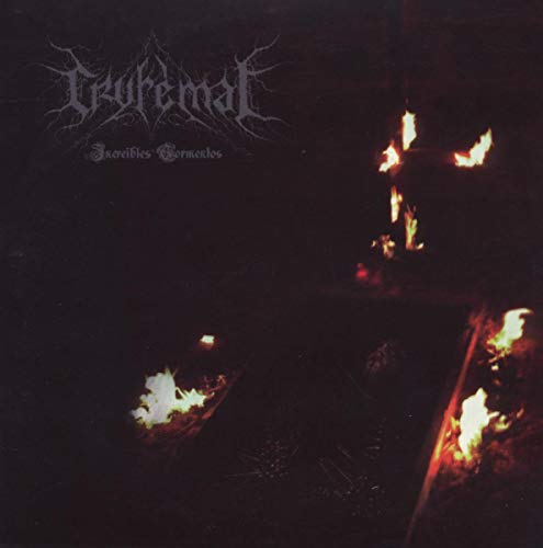 Cryfemal: Increibles Tormentos (Audio CD)