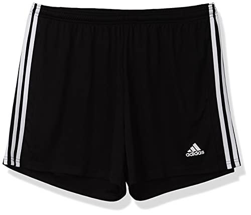 adidas Women's Squadra 21 Shorts, Black/White, Medium