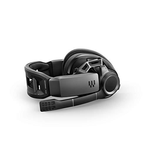 Sennheiser GSP 670 Auricolares con micrófono para Gaming, Negros