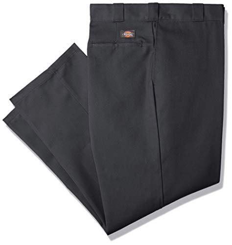 Dickies Herren Slim Straight Work Pants Sporthose, Grey (Charcoal Grey), 56W x 32L