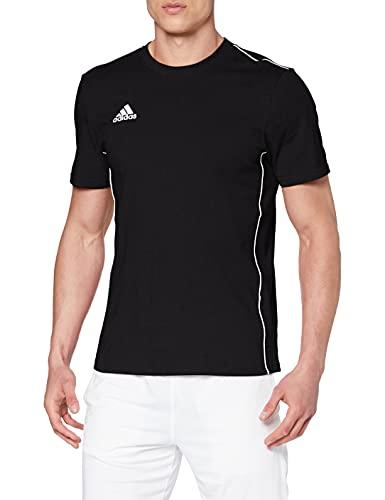 Adidas Football App Generic T-shirt Short Sleeve, Uomo, Black/White, M